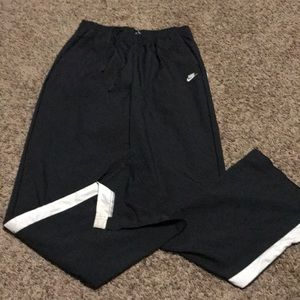 Nike silky pants